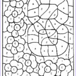 Coloring Pages With Numbers Beautiful Image Color By Number For Kids Bing