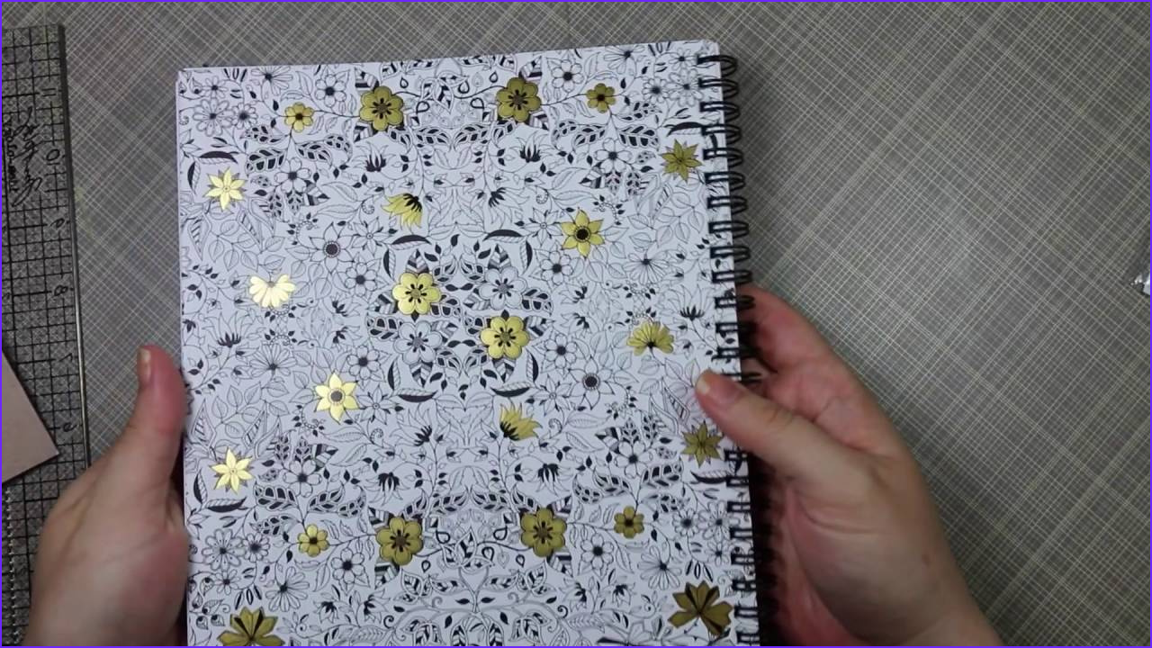 Coloring Planner 2017 Beautiful Photos Johanna Basford 2017 Coloring Planner Review