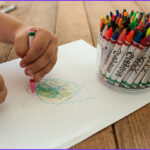 Coloring With Crayons Cool Images Picxclicx Free Stock S For Blogs
