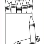 Coloring With Crayons Inspirational Stock Box Crayons Colors Coloring Pages