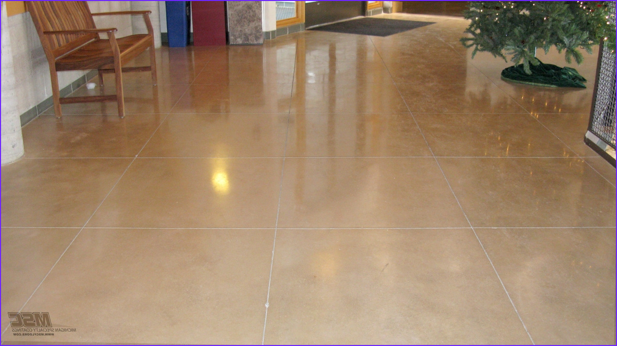 Concrete Floor Coloring Best Of Gallery Polished Concrete Installation In Michigan Ohio & Indiana
