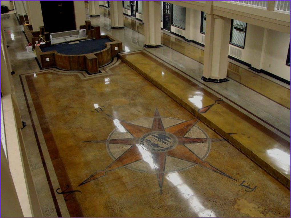 Concrete Floor Coloring Unique Photos Concrete Polishing & Staining for Business and Homes