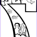 Creation Coloring Pages For Sunday School Inspirational Collection Pin By Veronicayvictor Mendoza On God S Creation