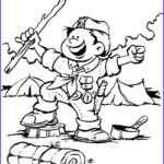 Cub Scout Coloring Pages Best Of Gallery Boy Scout Coloring Pages At Getcolorings