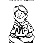 Cub Scout Coloring Pages New Gallery Cub Scouts Coloring Pages Coloring Home