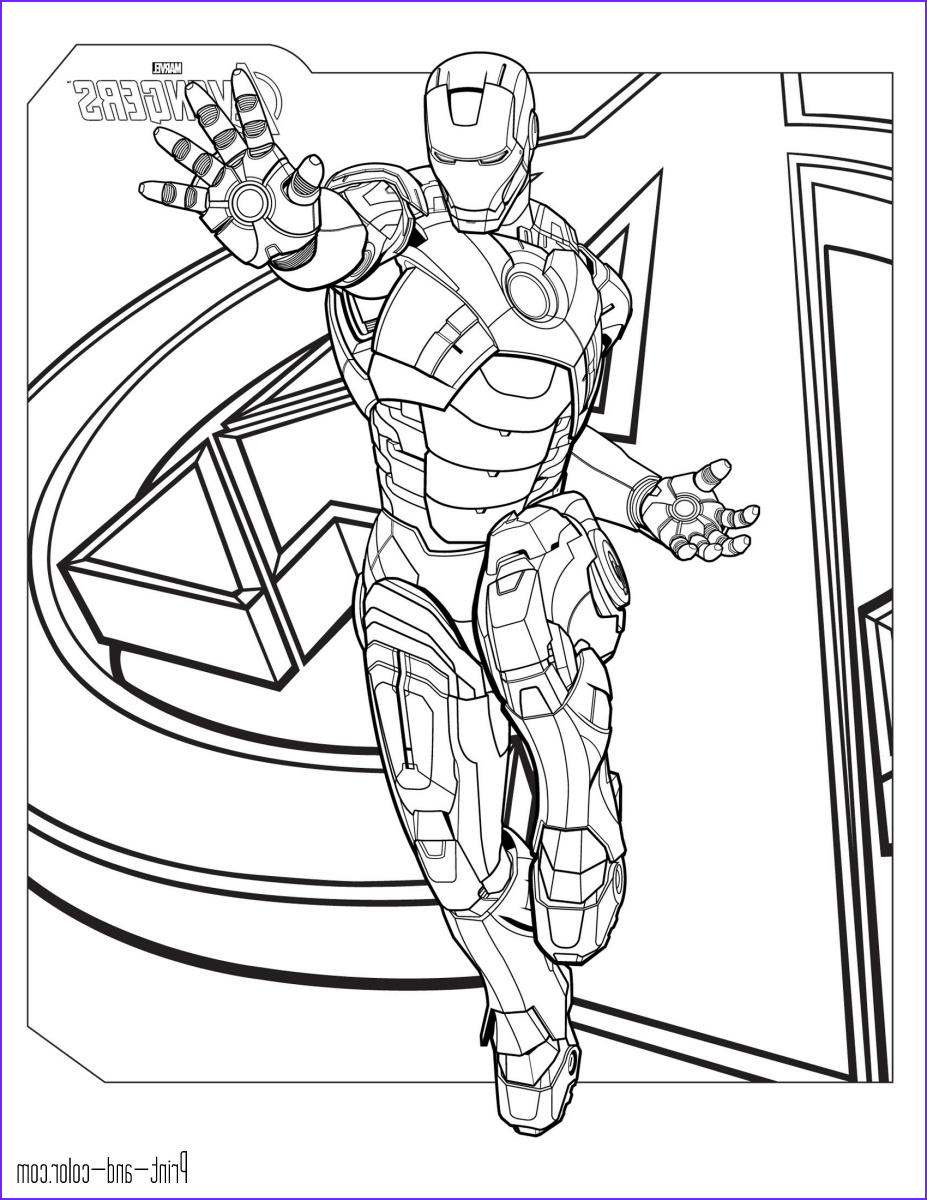 Custom Coloring Book Printing Elegant Photos Avengers Coloring Pages