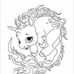 Cute Unicorn Coloring Pages New Image Print & Download Unicorn Coloring Pages For Children