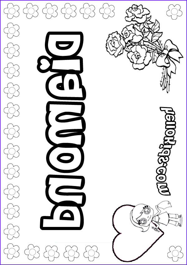 Diamond Coloring Pages Awesome Collection Diamond Coloring Pages Hellokids