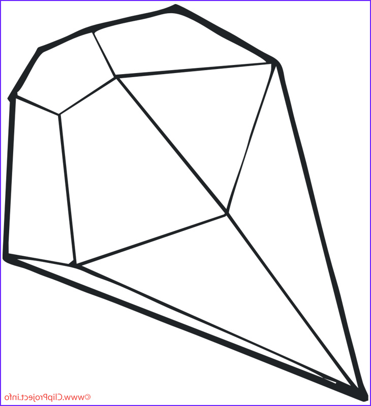 Diamond Coloring Pages New Gallery Diamond Shape Coloring Page Coloring Home