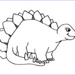 Dinosaur Coloring Pages For Toddlers Elegant Stock Dinosaur Coloring Pages Free Printable Coloring