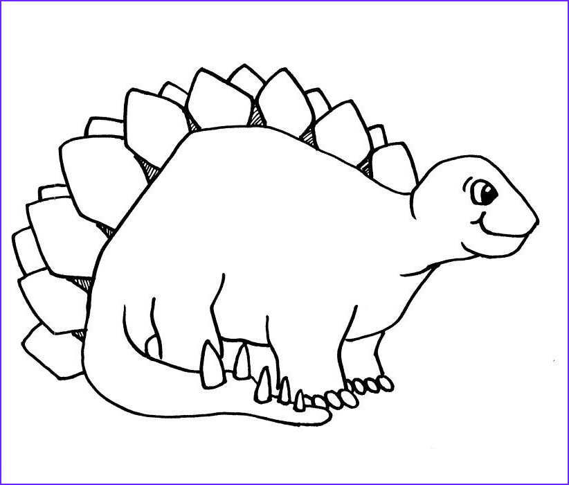 Dinosaur Coloring Pages For Toddlers Luxury Stock Pin By Cecilia Rose On Dinosaurs