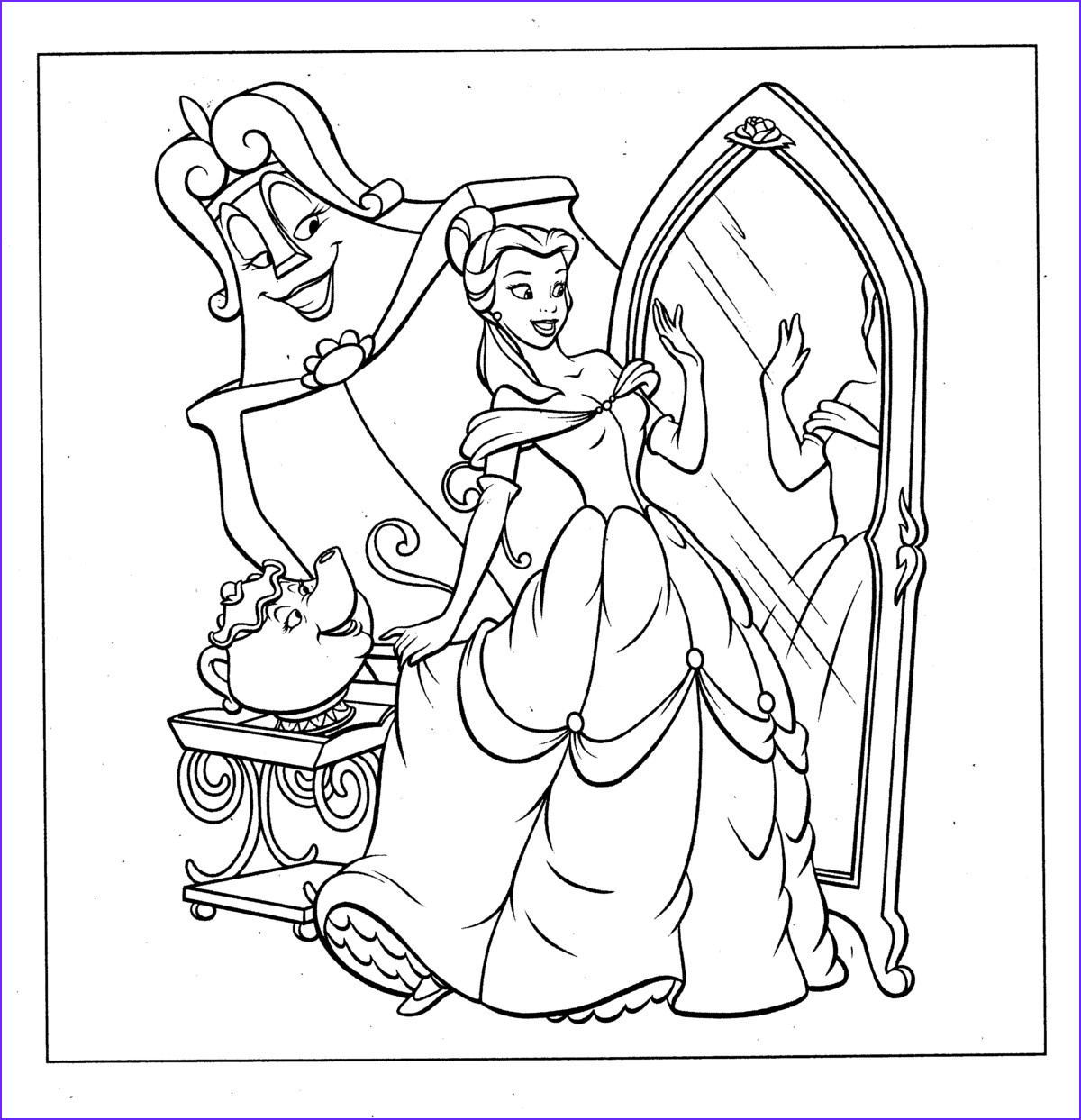 disney princess coloring pages ideas to