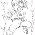 Dragon Ball Z Coloring Pages New Photos Kids N Fun