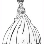 Dress Coloring Luxury Photography Dress Coloring Pages