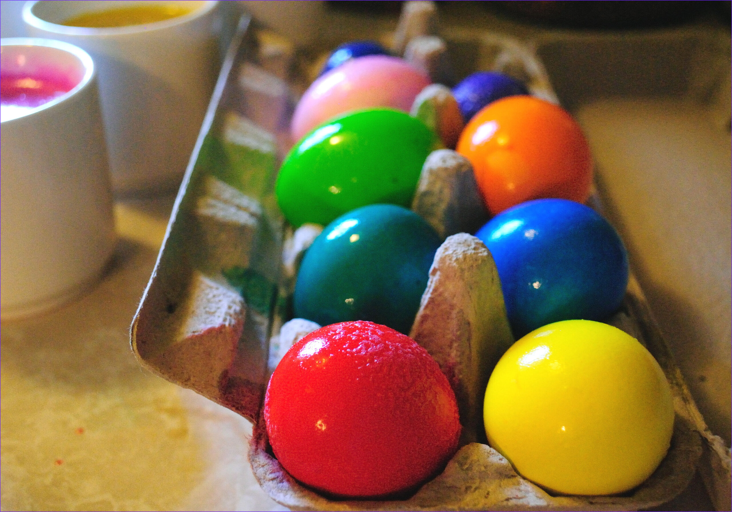 Dye Eggs with Food Coloring Awesome Photos Three Ways to Dye Eggs My Pet Chicken Blog