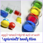 Dye Eggs With Food Coloring Best Of Gallery How To Dye Bright Easter Eggs With Food Coloring