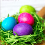 Dye Eggs With Food Coloring Luxury Photos Alternative And Easy Ways To Decorate Easter Eggs