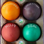 Easter Egg Dye Food Coloring Chart Awesome Gallery 17 Best Ideas About Egg Dye On Pinterest