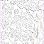 Fall Coloring Pictures Beautiful Collection Autumn Colouring Pages