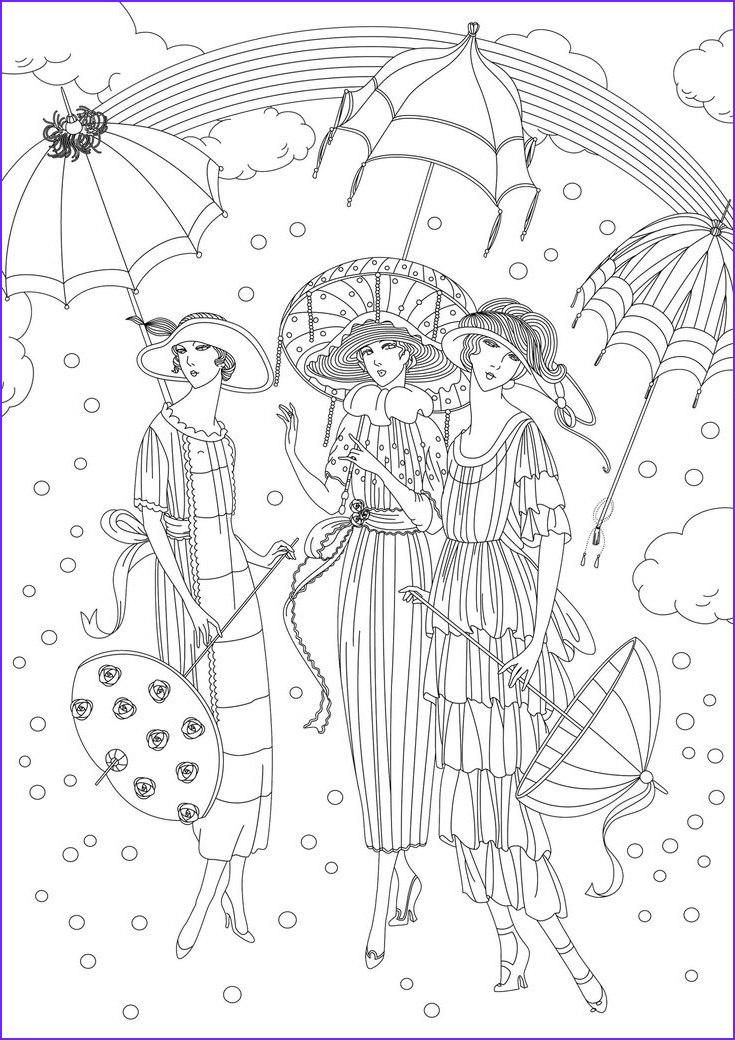 Fashion Coloring Book Beautiful Photos 2478 Best Images About Fashion Coloring On Pinterest