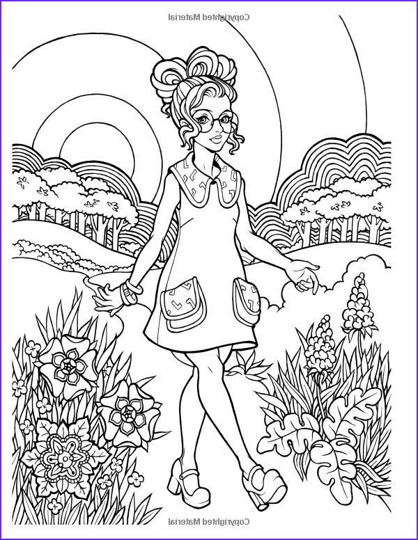 Fashion Coloring Book New Photos 633 Best Fashion Coloring Clothing & Accessories Images
