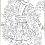 Fashions Coloring Book Beautiful Photos 307 Best Fashion Coloring Pages For Adults Images On