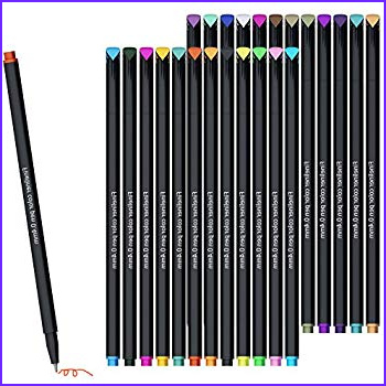 Fine Point Markers for Coloring Elegant Photos Amazon Journal Planner Pens Colored Pens Fine Point