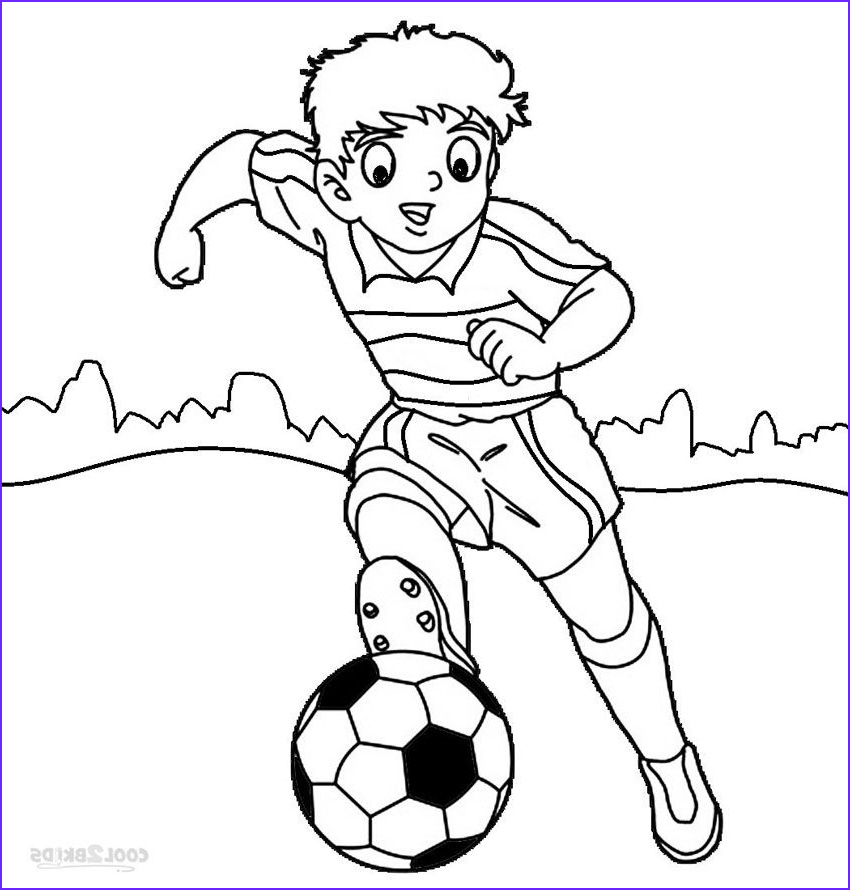 Football Player Coloring Pages Inspirational Photos Printable Football Player Coloring Pages for Kids