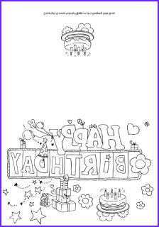 Free Printable Coloring Birthday Cards For Adults Cool Photos Birthday Puzzles