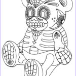 Free Printable Day Of The Dead Coloring Pages Cool Gallery Free Printable Day Of The Dead Coloring Pages Best