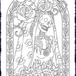 Free Printable Day Of The Dead Coloring Pages Elegant Photos Free Printable Day Of The Dead Coloring Pages Best