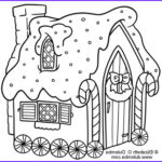 Gingerbread House Coloring Luxury Photos Dulemba Coloring Page Tuesday Gingerbread House