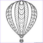 Hot Air Balloon Coloring Page Unique Stock Hot Air Balloon Coloring Pages – Getcoloringpages