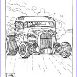 Hot Rod Coloring Cool Photos Hot Rod Truck Coloring Pages Coloring Pages