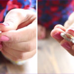How Do You Get Food Coloring Off Your Skin Beautiful Photos Homemade Jewelry Cleaner Clean Silver Jewelry With One