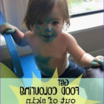 How To Get Food Coloring Out Of Skin Cool Photos Easily Get Food Colouring Out Skin With This Hack