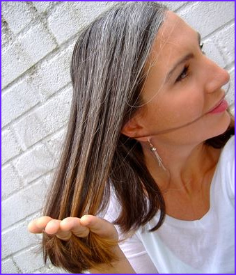 How to Go Gray after Coloring Awesome Photography Best Hair Color for Gray Hair Coverage Natural Dye at