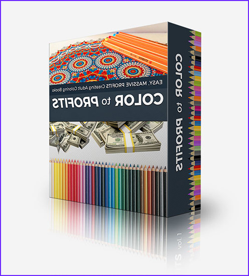 create publish adult coloring book color profits design kit adult coloring book course