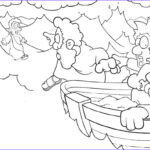 Jesus Walks On Water Coloring Pages Beautiful Photos Jesus Walks Water Coloring Page At Getcolorings
