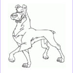 Lady And The Tramp Coloring Pages Awesome Collection Lady And The Tramp 2 Coloring Pages Coloring Home