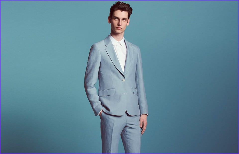 Magnificent Coloring Day Lineup New Image How to Wear A Light Blue Suit Modern Men S Guide
