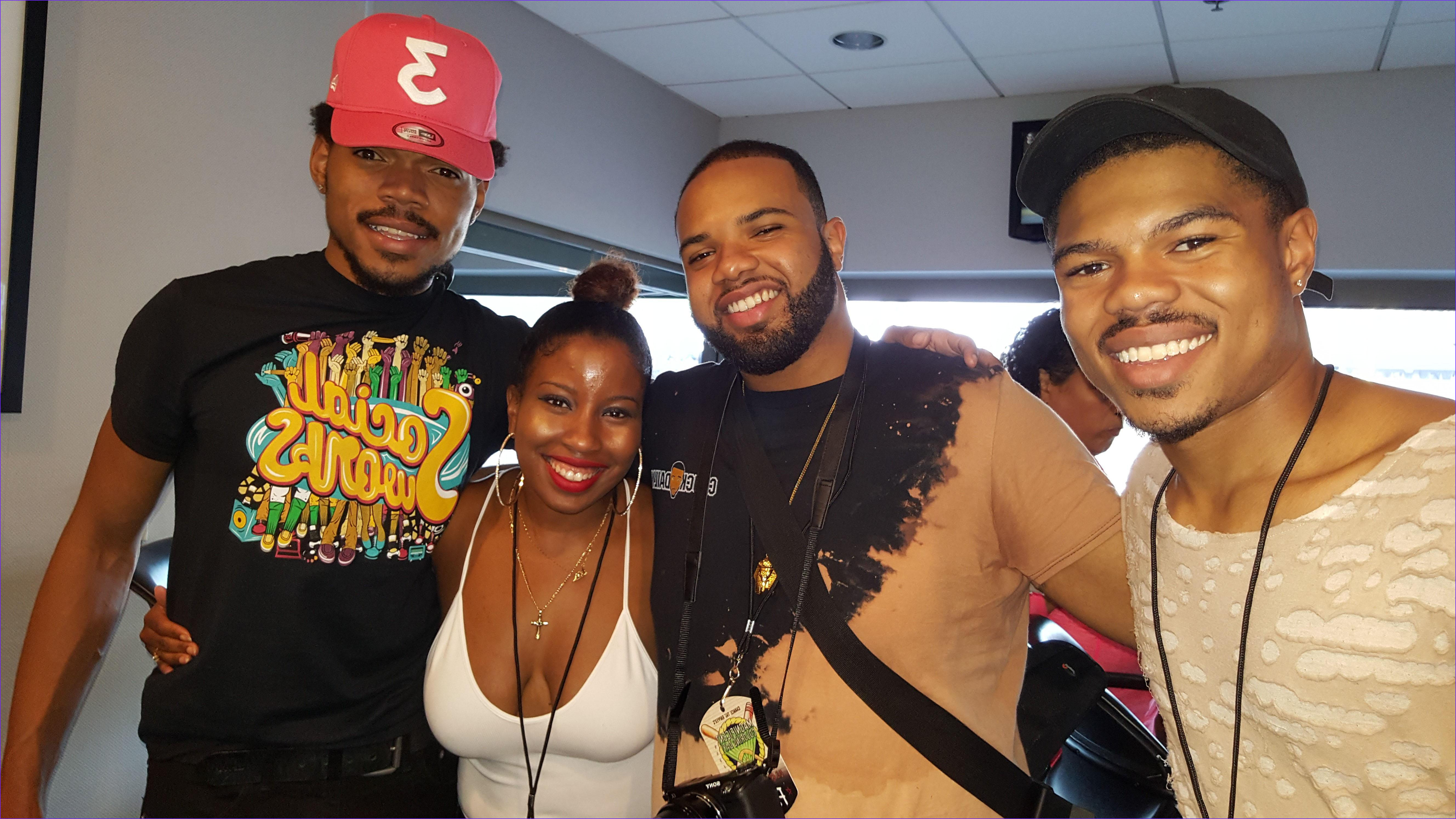 chance rapper s 3 grammy awards incredible unfathomable