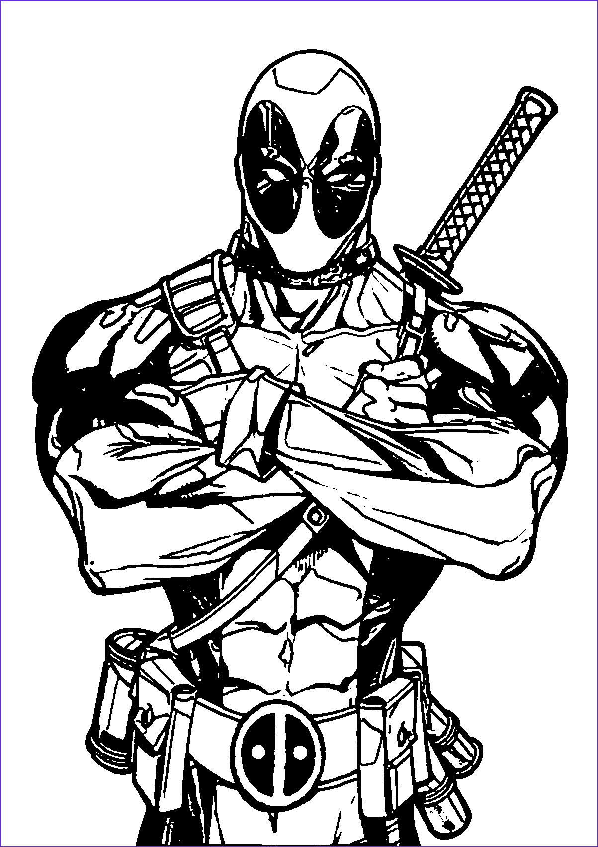 Marvel Coloring Pages Luxury Images Captain Marvel Coloring Pages at Getcolorings