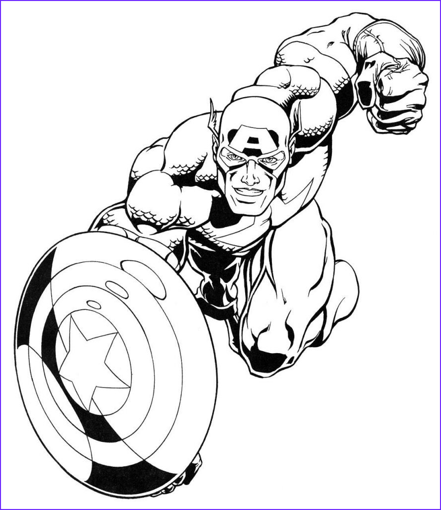 Marvel Coloring Pages Luxury Images Marvel Coloring Pages Best Coloring Pages for Kids