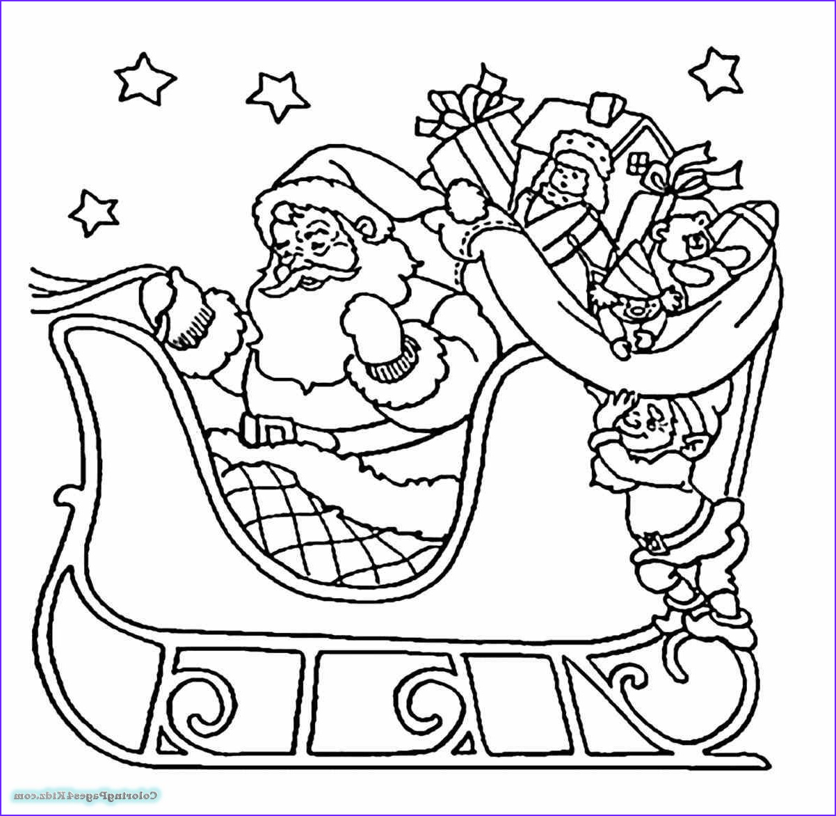 merry christmas coloring pages 1049