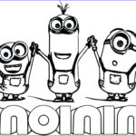 Minion Coloring Pages Bob Cool Image Printable Minions Coloring Pages The Most Disney Page For
