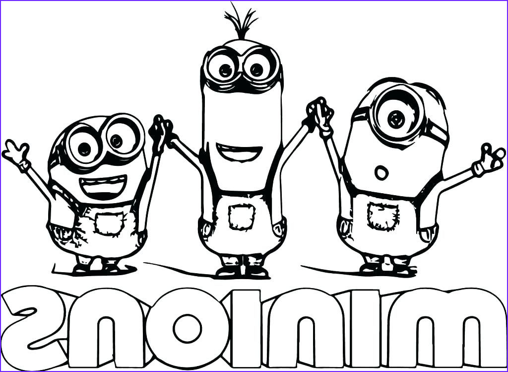printable minions coloring pages the most disney page for kids and 6