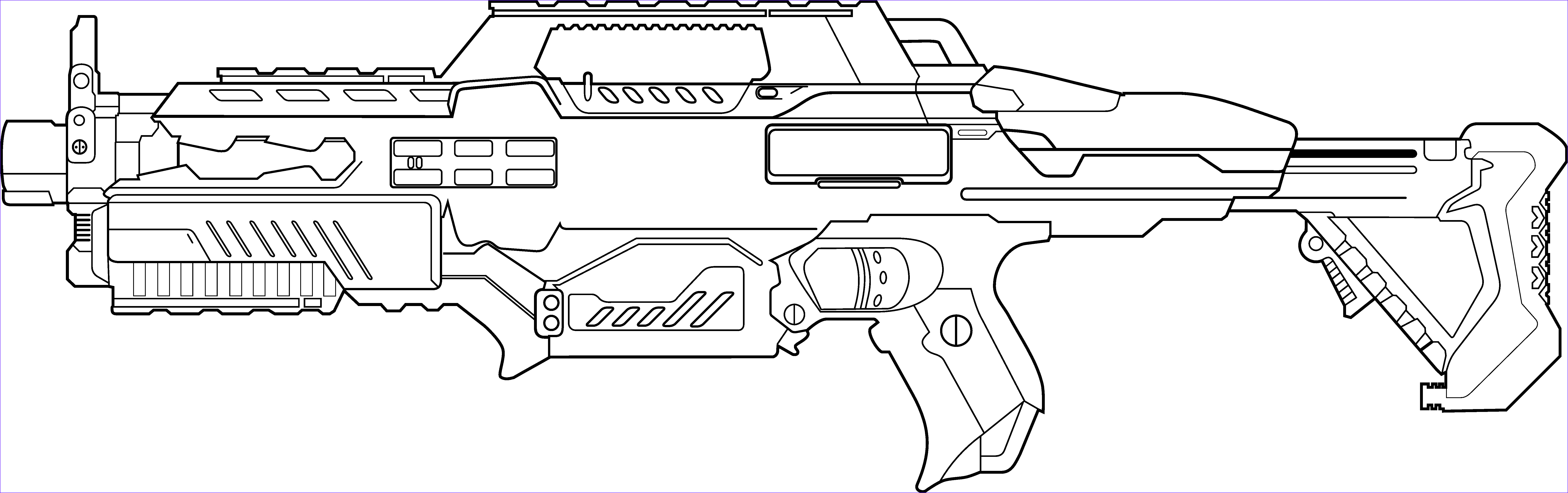 a rapidstrike painting template