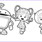 Nick Jr Coloring Sheets Inspirational Gallery Milli Geo And Bot Team Umizoomi Colouring Pages For