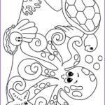 Ocean Animals Coloring Pages Awesome Photos Colouring Pages Horizon Lighthouse Creche And Nursery